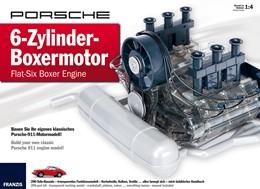 Abbildung von Porsche | Porsche 6-Zylinder-Boxermotor - Flat-Six Boxer Engine: Bauen Sie Ihr eigenes klassisches Porsche-911-Motormodell! | 2016