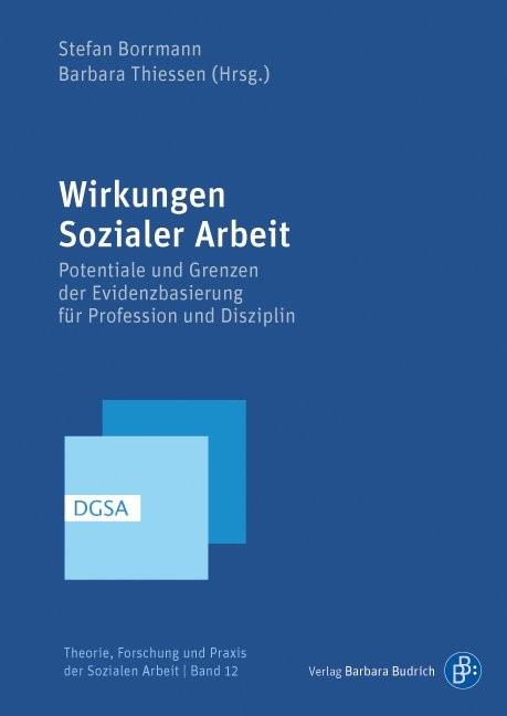 Wirkungen Sozialer Arbeit | Borrmann / Thiessen, 2016 | Buch (Cover)
