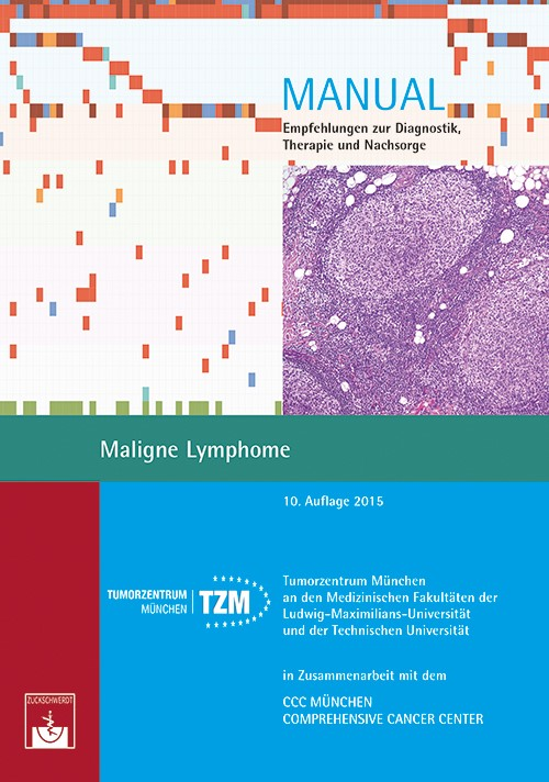 Maligne Lymphome | / Dreyling, 2015 | Buch (Cover)
