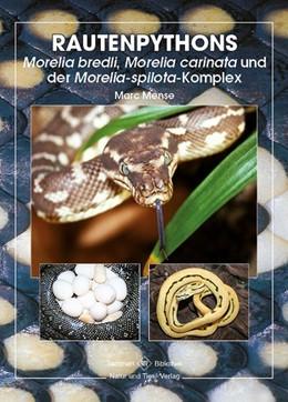 Abbildung von Mense   Rautenpythons   2. Auflage   2015   Moralia bredli, Moralia cardin...