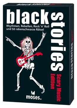 Abbildung von Webel | black stories - Scary Music Edition | 1. Auflage | 2016 | beck-shop.de