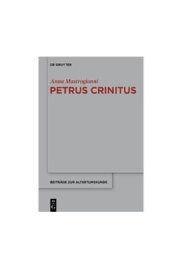 Abbildung von Mastrogianni   Petrus Crinitus   2021
