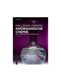 Abbildung von Grundlagen und Hauptgruppenelemente   103. Auflage   2016   beck-shop.de