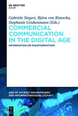 Abbildung von Siegert / Rimscha | Commercial Communication in the Digital Age | 1. Auflage | 2017 | 7 | beck-shop.de