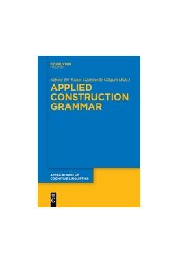 Abbildung von De Knop / Gilquin | Applied Construction Grammar | 1. Auflage | 2016 | 32 | beck-shop.de