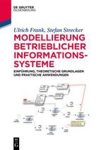Modellierung betrieblicher Informationssysteme | Frank / Strecker, 2019 | Buch (Cover)