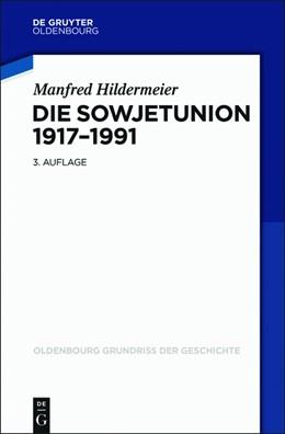 Abbildung von Hildermeier | Die Sowjetunion 1917-1991 | 3rd edition | 2016 | 31