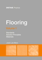 Flooring Volume 1 | Moro, 2016 | Buch (Cover)