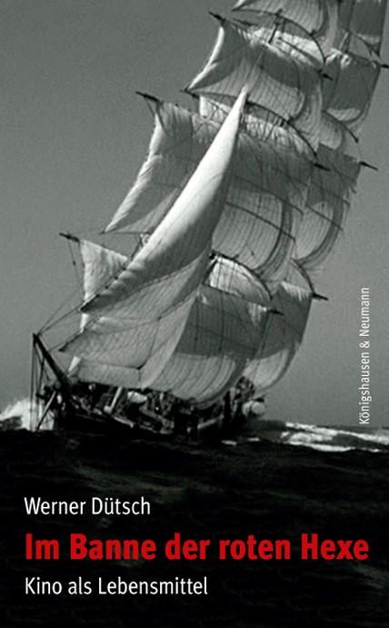 Im Banne der roten Hexe   Dütsch, 2016   Buch (Cover)
