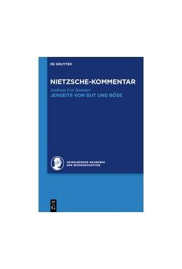 Abbildung von Sommer   Kommentar zu Nietzsches