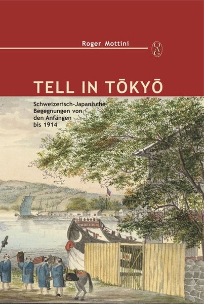 Tell in Tokyo | Mottini, 2009 | Buch (Cover)