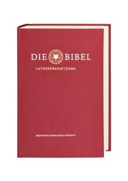 Abbildung von Lutherbibel revidiert 2017 - Die Geschenkausgabe mit Leineneinband | 1. Auflage | 2016 | beck-shop.de