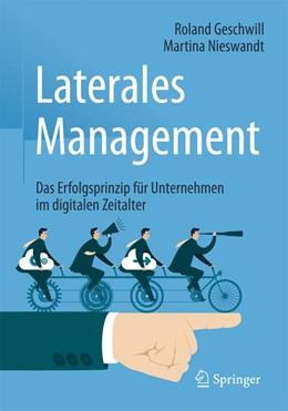 Abbildung von Geschwill / Nieswandt | Laterales Management | 2016 | Das Erfolgsprinzip für Unterne...