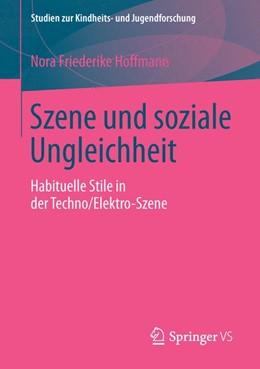 Abbildung von Hoffmann   Szene und soziale Ungleichheit   2015   Habituelle Stile in der Techno...   3