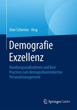 Abbildung von Schirmer | Demografie Exzellenz | 2016 | Handlungsmaßnahmen und Best Pr...