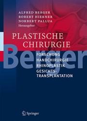 Plastische Chirurgie | Berger / Hierner / Pallua, 2016 | Buch (Cover)