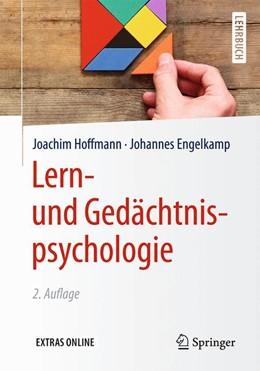 Abbildung von Hoffmann / Engelkamp | Lern- und Gedächtnispsychologie | 2., überarb. Aufl. 2017 | 2016