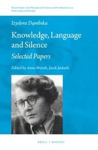 Abbildung von Brozek / Jadacki | Knowledge, Language and Silence | 2016
