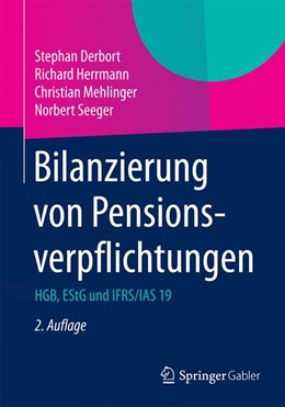 Abbildung von Derbort / Herrmann | Bilanzierung von Pensionsverpflichtungen | 2. Auflage | 2016 | beck-shop.de