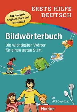 Abbildung von Specht / Forßmann | Erste Hilfe Deutsch - Bildwörterbuch | 1. Auflage | 2016 | beck-shop.de