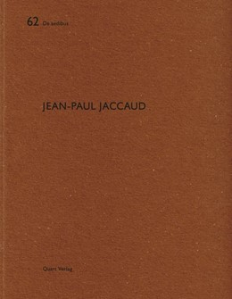 Abbildung von Wirz | Jean-Paul Jaccaud | 2016 | De Aedibus