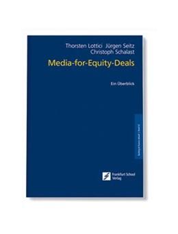 Abbildung von Lottici / Seitz | Media-for-Equity-Deals | 1. Auflage | 2015 | beck-shop.de