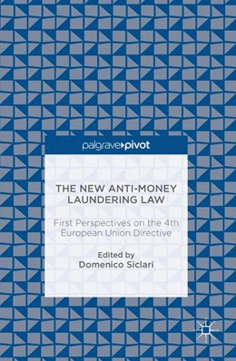 Abbildung von Siclari | The New Anti-Money Laundering Law | 1. Auflage | 2016 | beck-shop.de