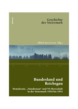 Abbildung von Ableitinger | Bundesland und Reichsgau | 1. Auflage | 2015 | beck-shop.de