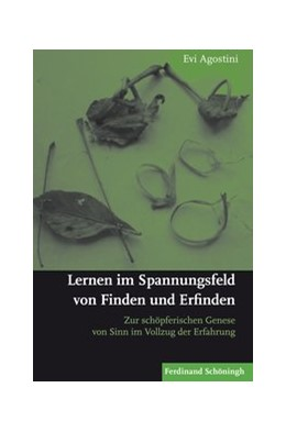 Abbildung von Agostini   Lernen im Spannungsfeld von Finden und Erfinden   1. Auflage   2016   beck-shop.de