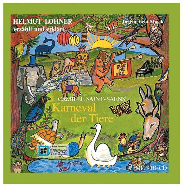 "Saint-Saens' ""Karneval der Tiere"", 2002 (Cover)"