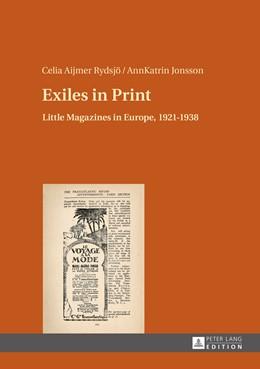 Abbildung von Aijmer Rydsjö / Jonsson | Exiles in Print | 1. Auflage | 2015 | beck-shop.de