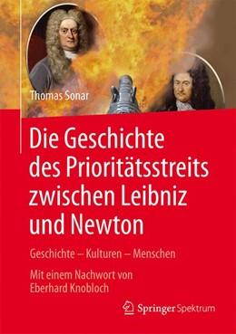 Abbildung von Sonar | Die Geschichte des Prioritätsstreits zwischen Leibniz und Newton | 1. Auflage | 2015 | beck-shop.de