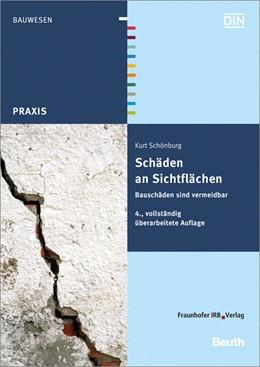 Abbildung von Schönburg   Schäden an Sichtflächen.   2016   Bauschäden sind vermeidbar.
