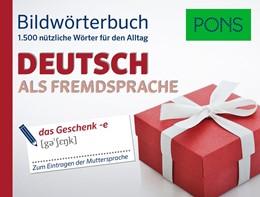 Abbildung von PONS Bildwörterbuch Deutsch als Fremdsprache | 2016 | 1.500 nützliche Wörter für den...