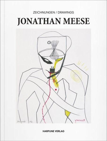Jonathan Meese | Ohrt, 2015 | Buch (Cover)