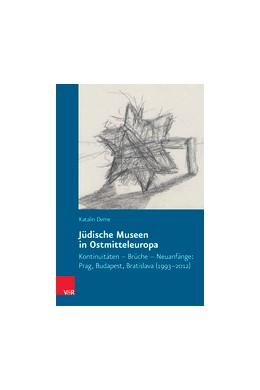 Abbildung von Deme | Jüdische Museen in Ostmitteleuropa | 1. Auflage | 2016 | beck-shop.de