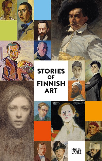 Stories of Finnish Art | / Pettersson, 2016 | Buch (Cover)