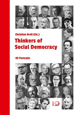 Abbildung von Krell / Patterson | Thinkers of Social Democracy | 2016 | 49 Portraits
