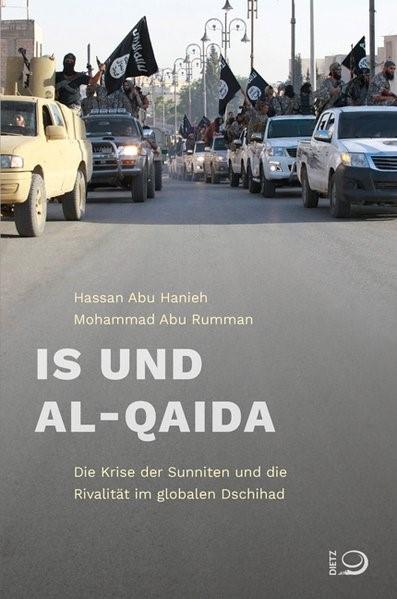 IS und Al-Qaida   Abu Rumman / Abu Hanieh, 2016 (Cover)