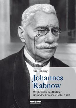 Abbildung von Roßberg   Johannes Rabnow   1. Auflage   2016   beck-shop.de
