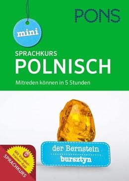 Abbildung von PONS mini Sprachkurs Polnisch | 2016 | Mitreden können in 5 Stunden m...