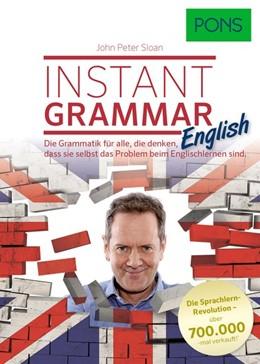 Abbildung von Sloan | PONS Instant Grammar English | 1. Auflage | 2016 | beck-shop.de