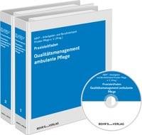 Qualitätsmanagement ambulante Pflege | ABVP, Arbeitgeber und Berufsverband der Privaten Pflege e. V. | Loseblattwerk mit Aktualisierungen | Buch (Cover)