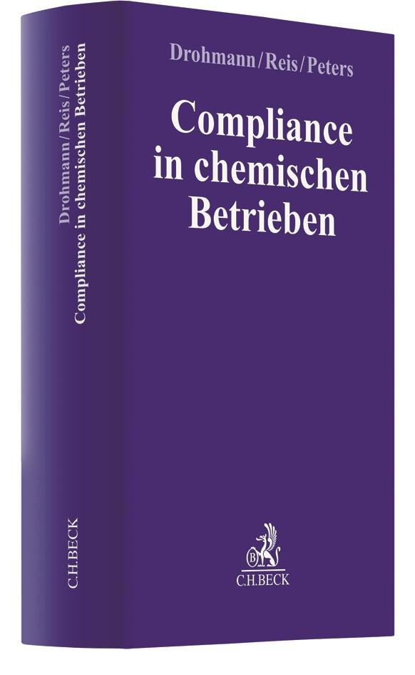 Compliance in chemischen Betrieben | Drohmann / Reis, 2019 | Buch (Cover)