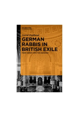 Abbildung von Zajdband | German Rabbis in British Exile | 2016 | From 'Heimat' into the Unknown