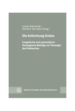 Abbildung von Ratschow / von Sass | Die Anfechtung Gottes | 1. Auflage | 2016 | 54 | beck-shop.de