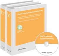 Die 30-Minuten-Hygieneschulung | Loseblattwerk mit Aktualisierungen (Cover)