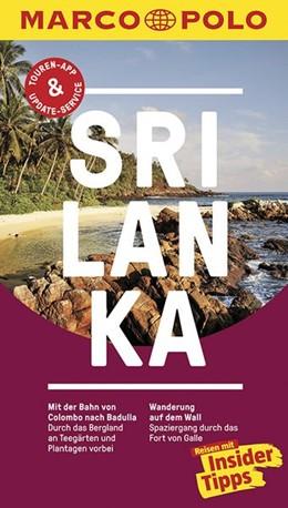 Abbildung von Schiller / Petrich | MARCO POLO Reiseführer Sri Lanka | 12. Auflage | 2016 | Reisen mit Insider-Tipps. Inkl...