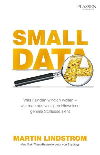 Small Data | Lindstrom, 2016 | Buch (Cover)