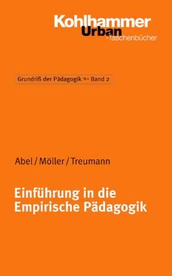 Einführung in die Empirische Pädagogik | Abel / Möller / Treumann, 1998 | Buch (Cover)